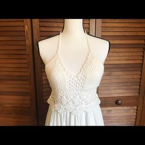 Crochet Gown by LilBetter